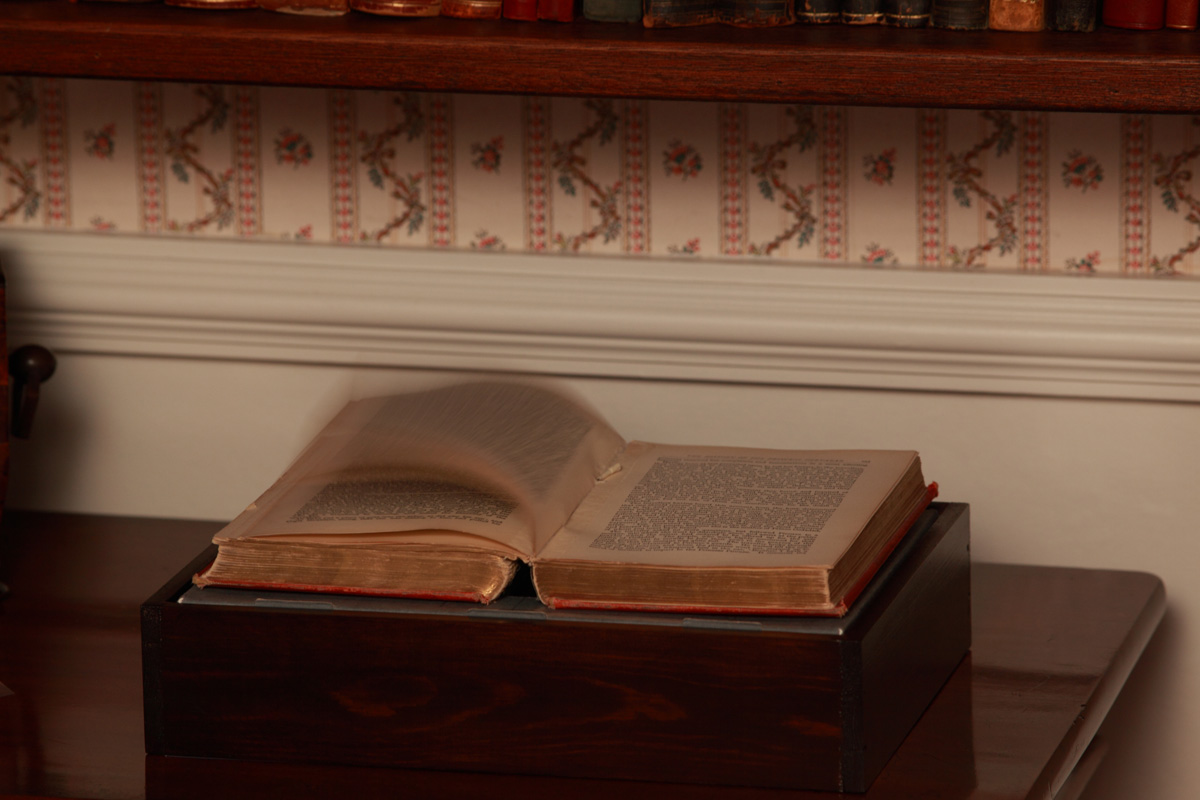 2010-Installation-at-The-Bronte-Parsonage-moving-book(3)