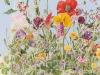 Wild Flowers (X), detail